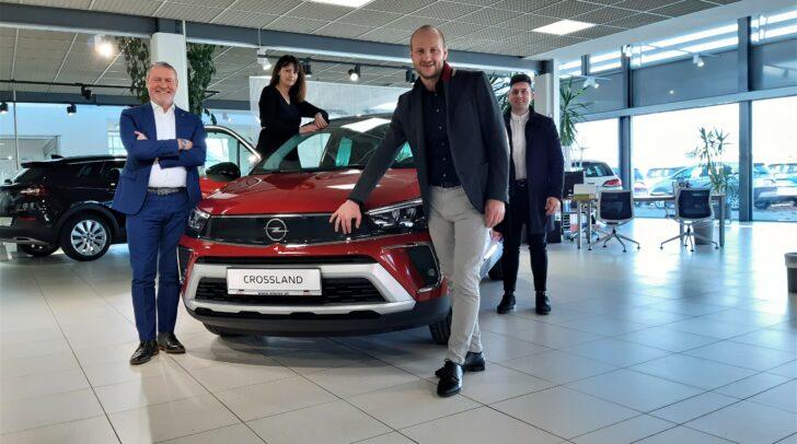 Richtig cool kommen die neuen Opel Modelle daher. Überzeuge dich selbst bei Eisner Auto!