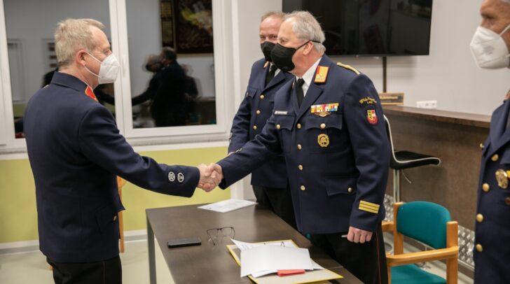 Klaus Gruber ist neuer Stellvertreter des Abschnittsfeuerwehrkommandaten im Abschnitt Wörthersee.