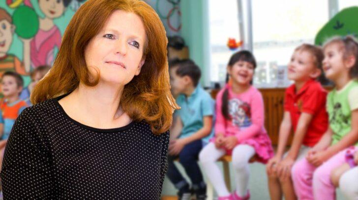 Gemeinderätin Margit Motschiunig fordert, die Kindergärten auch in den Sommermonaten offen zu halten.