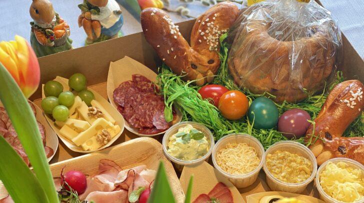 """Der exklusive LAGANA """"Très chic Brunch to go"""" – ein kulinarisches Highlight zu Ostern!"""