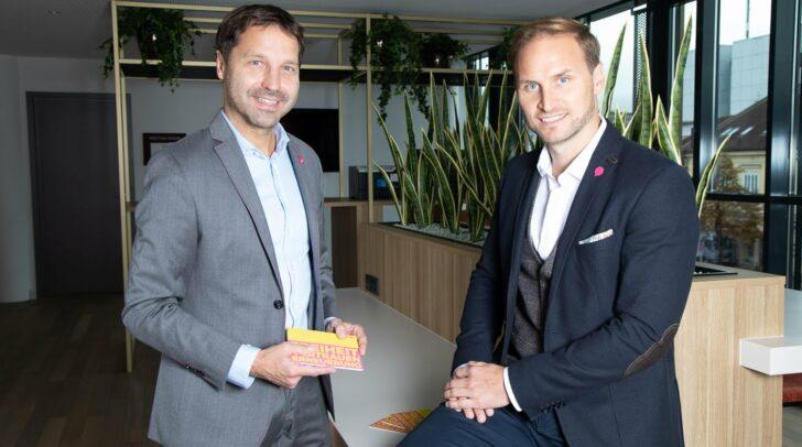 Markus Unterdorfer-Morgenstern und Janos Juvan haben sich als EU-Gemeinderäte registriert.