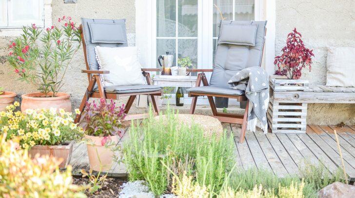 Es wird Zeit, deine Gartenmöbel aus dem Keller zu holen!