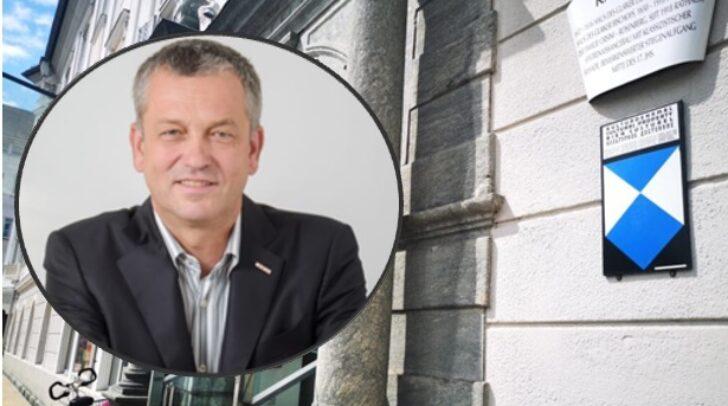 Max Habenicht wird Nachfolger von Markus Geiger und wurde zum neuen ÖVP-Stadtrat gewählt.
