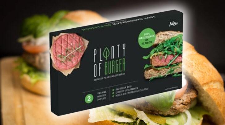 Produktrückruf für die veganen Burger Patties
