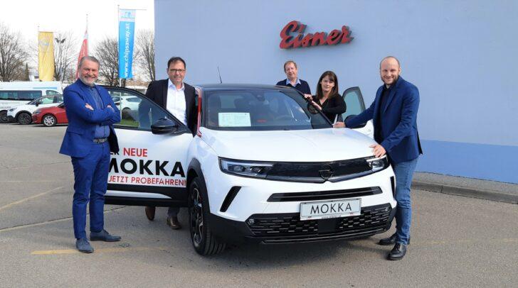 Entdecke jetzt den brandneuen Opel Mokka, der Design und Technologie auf höchstem Niveau vereint. Jetzt bei deinem Eisner Probefahren!