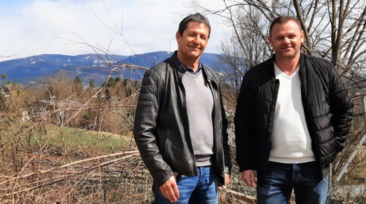 Josef Ram und Alexander Nageler (v.l.), Kooperationspartner von Nageler Immobilien, stehen für weitere Fragen gerne zur Verfügung.