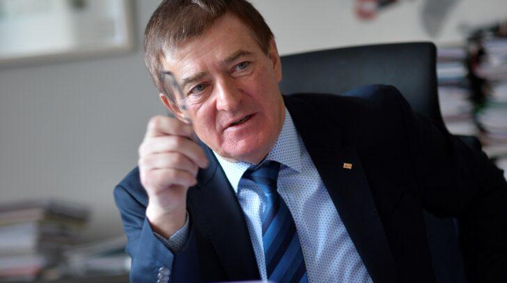 AK Präsident Günther Goach:
