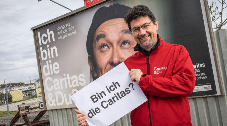Caritasdirektor Ernst Sandriesser ist sich sicher: