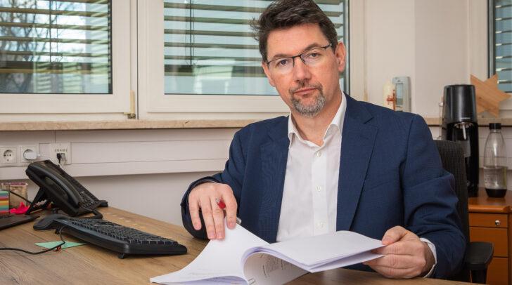 Caritasdirektor Ernst Sandriesser
