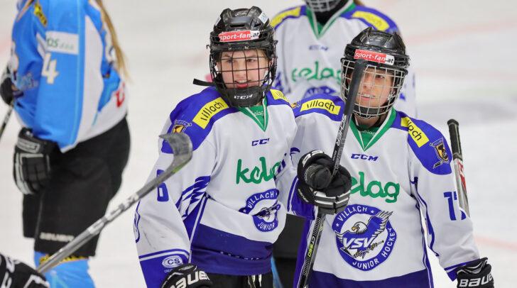 Die Villacher Eishockey-Spielerinnen haben ihren alten Namen abgelegt und stürmen das Eis ab sofort als