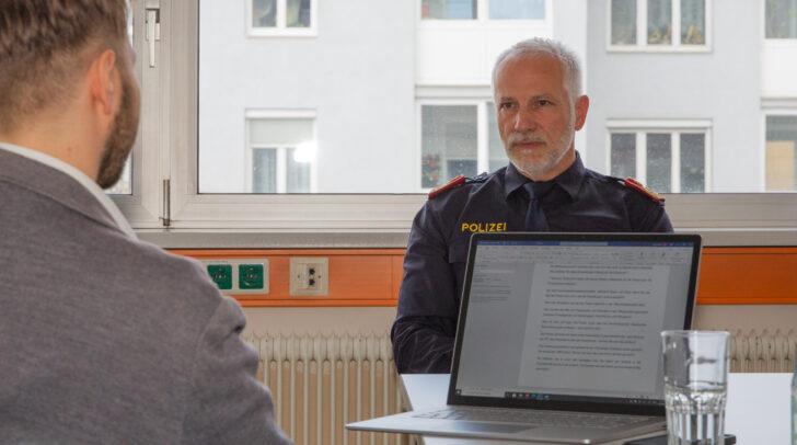 Rainer Dionisio im Interview mit 5 Minuten.