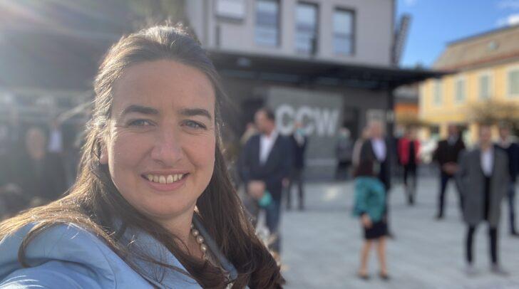 Silvia Häusl-Benz wurde am Mittwoch erneut als Bürgermeisterin von Pörtschach am Wörthersee angelobt.