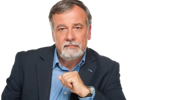 ÖGB-Vorsitzender Hermann Lipitsch: