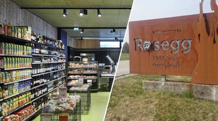 Auch in Rosegg soll im Sommer ein miniM-Markt eröffnen.