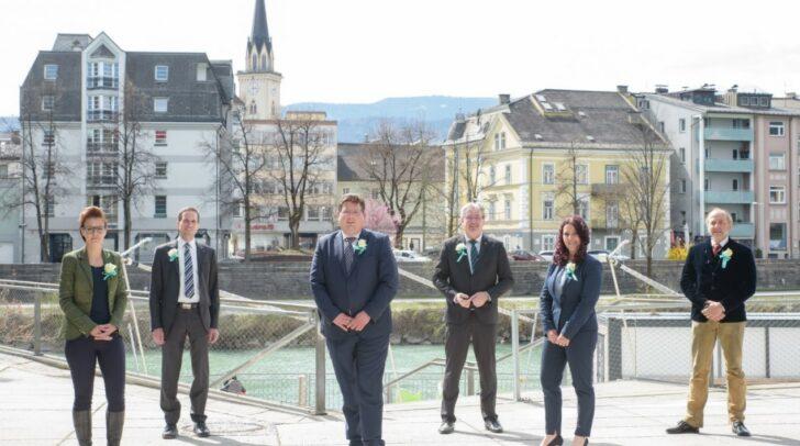 Gemeinsam für Villach: Die ÖVP-Gemeinderatsfraktion