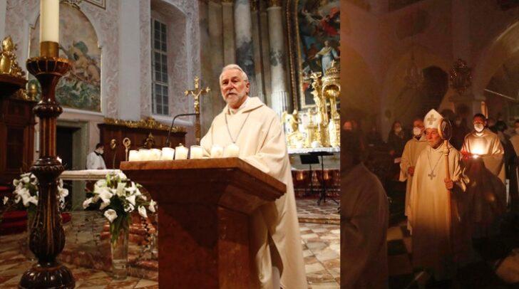 Diözesanbischof Josef Marketz hofft, dass die Botschaft von Ostern den Menschen wieder Hoffnung, Zuversicht und Vertrauen bringt.