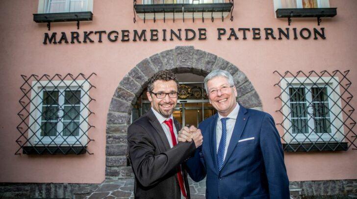 Bereits 2019 wurde Müller als Nachfolger von Langzeitbürgermeister Alfons Arnold gewählt.