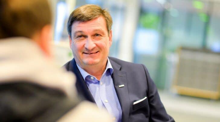 WK-Präsident Jürgen Mandl: