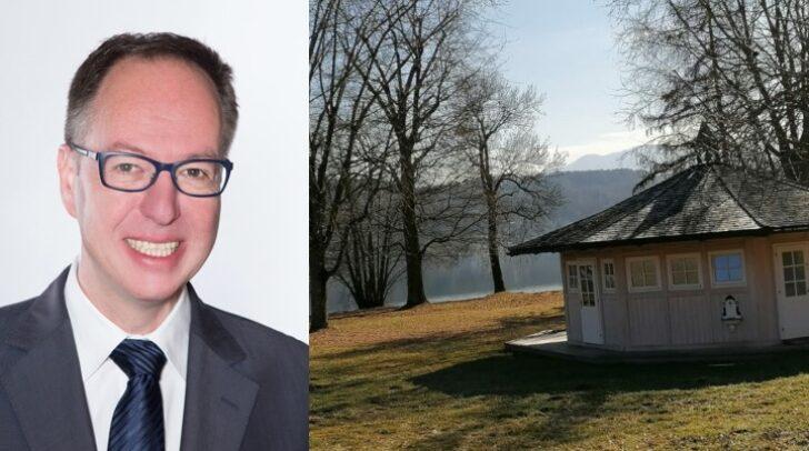 Dieter Kienberger wird das Bad Saag bis Herbst betreiben.