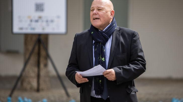 Kulturabteilungsleiter Igor Pucker