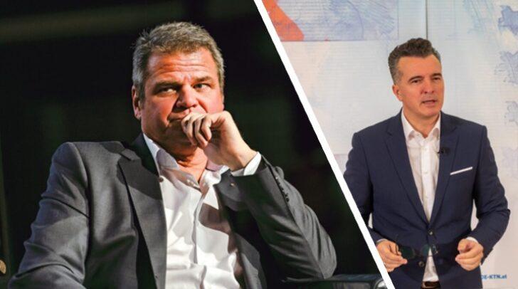 Team Kärnten-Chef Gerhard Köfer (links) und FPÖ-Landesparteiobmann Gernot Darmann (rechts) äußerten sich heute zum Thema