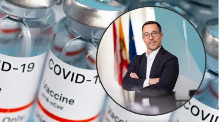 """VP-Clubobmann Markus Malle: """"Es wäre verantwortungslos, die Impfung für Politiker nicht so rasch wie möglich anzubieten."""""""