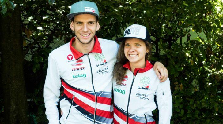 Matthias Reiner und Carina Polzer
