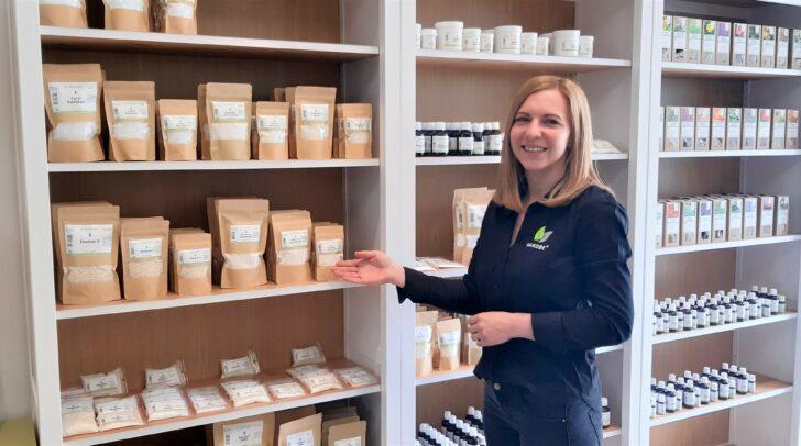 Naturkosmetik zum Selbermachen: Anna Maria Bäck eröffnet ihren NAKOBE-Shop am 28. Mai in Klagenfurt.