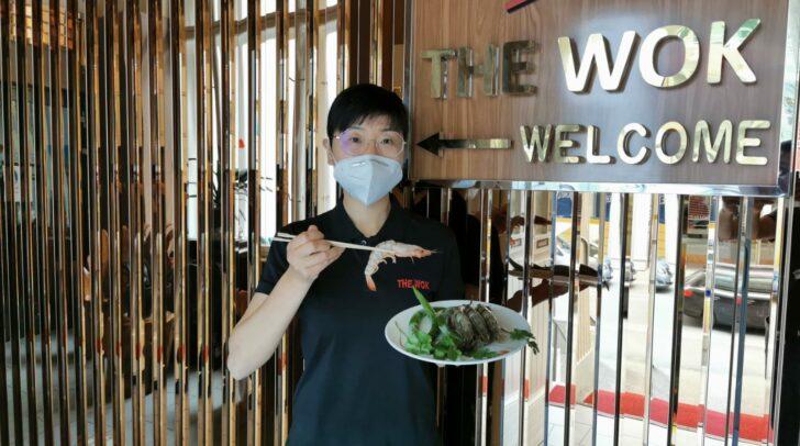 Chefin Li freut sich schon sehr darauf ihre Gäste wieder mit Köstlichkeiten verwöhnen zu dürfen.