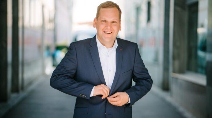 Philip Kucher, SPÖ-Abgeordneter zum Nationalrat im Gespräch mit 5 Minuten