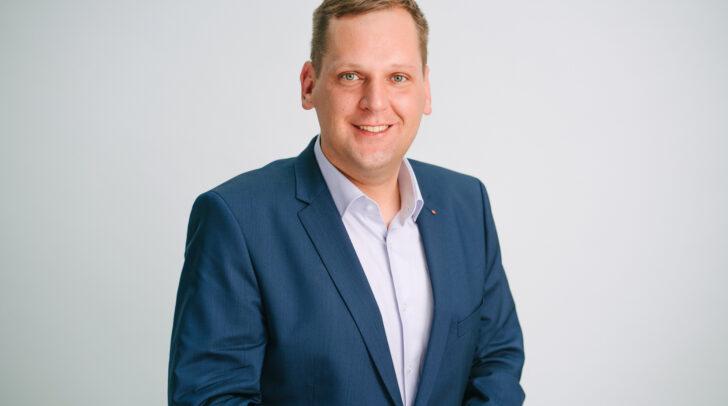 Philip Kucher, Parteivorsitzender SPÖ Klagenfurt und Abgeordneter zum Nationalrat