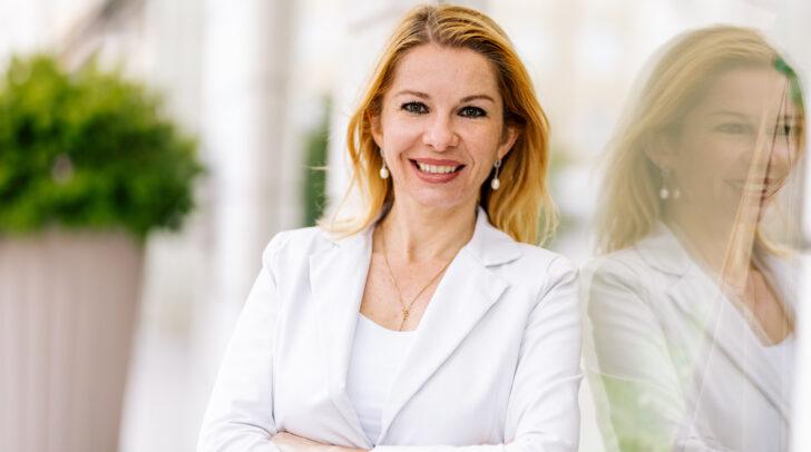 ÖVP-Clubobfrau Julia Löschnig