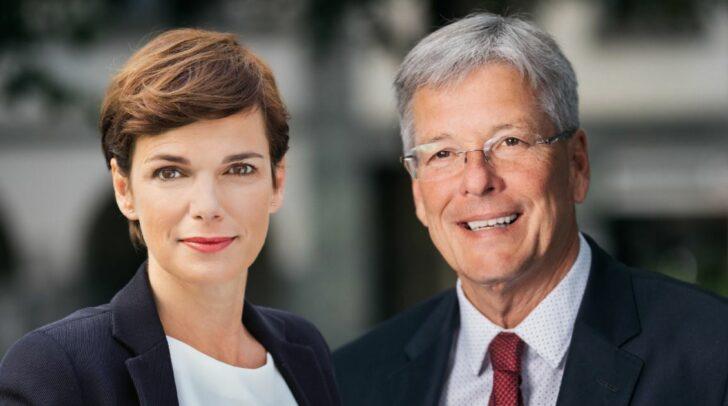 SPÖ Bundesparteivorsitzende Pamela Rendi-Wagner und der Kärntner Landeshauptmann Peter Kaiser wandten sich heute per Videostream an die Kärntner Bevölkerung.