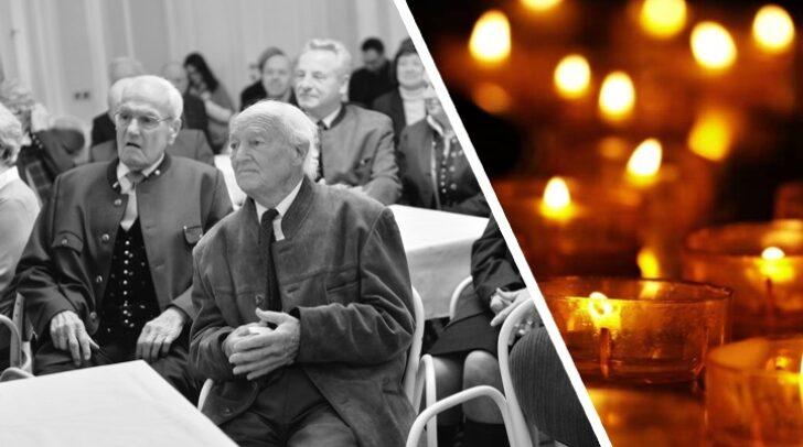 Walter Kraxner, hier bei der Verleihung des Kärntner Landesordens in Silber im Jahr 2017, ist am gestrigen Donnerstag verstorben.