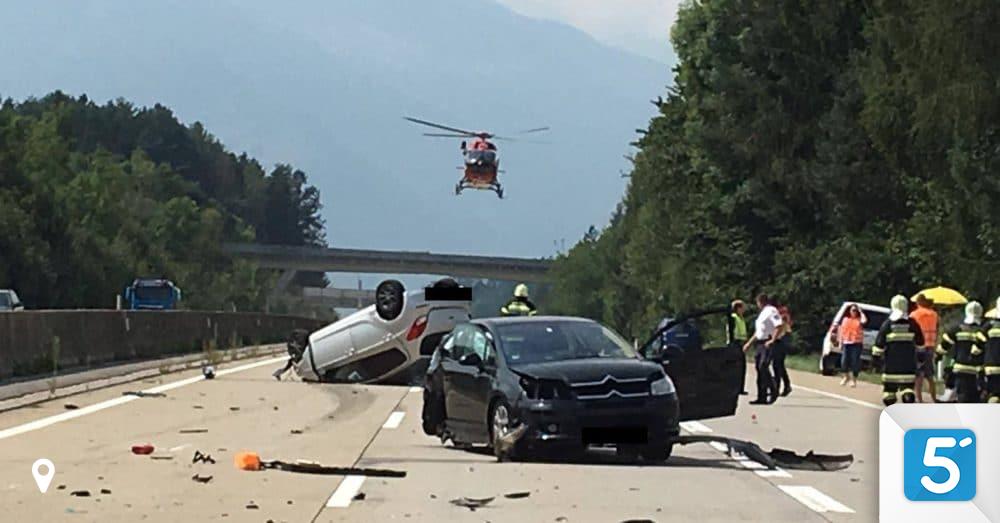Unfall A10 Aktuell