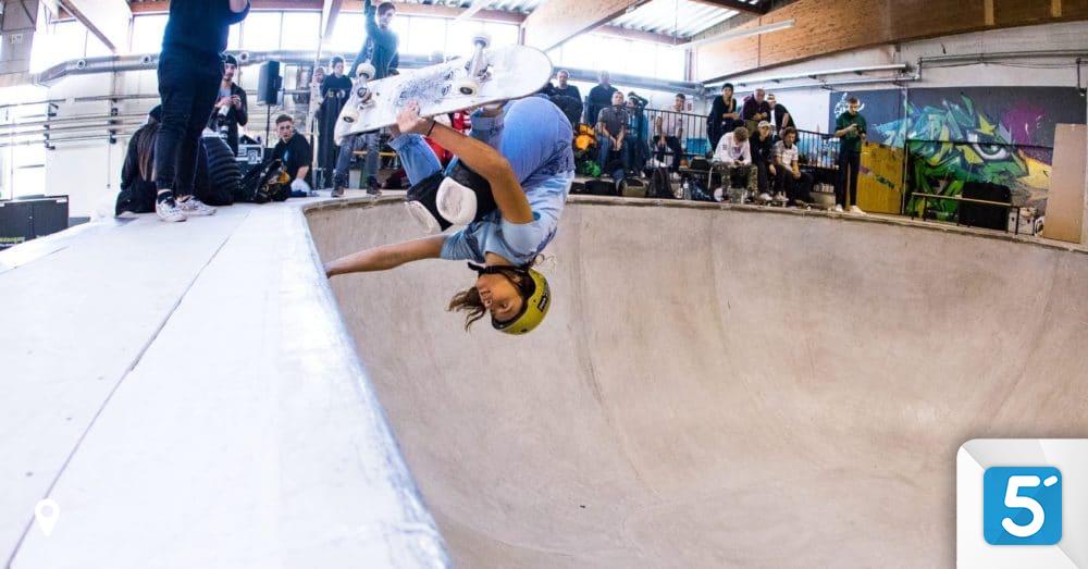Mit dem Skateboard auf Erfolgskurs - 5 Minuten