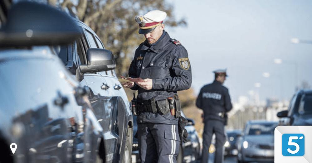 Polizeikontrolle: 35 Personen fuhren mit Alkohol- oder ...